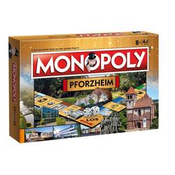 Winning Moves Spiel, Brettspiel Monopoly Pforzheim