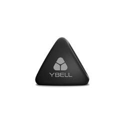 YBell M 8kg, schwarz-grau 4-in-1 Fitness Tool Kettlebell
