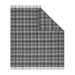 BIEDERLACK Plaid grau