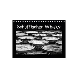 Schottischer Whisky / CH-Version (Tischkalender 2021 DIN A5 quer) - Kalender