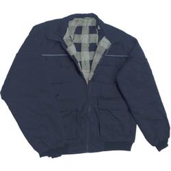 Profi-Arbeitsjacke Größe XL aus Baumwolle/Polyeste