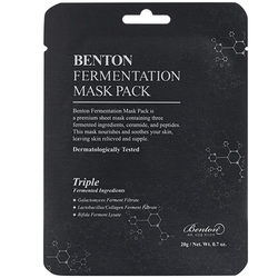 Benton BENTON Fermentation Mask Pack 10-er Set