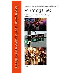 Sounding Cities - Buch