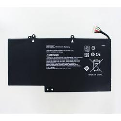 MobiloTec Akku kompatibel mit HP Envy 15 X360 Convertible PC Laptop-Akku