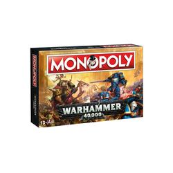 Winning Moves Spiel, Brettspiel Monopoly Warhammer 40K