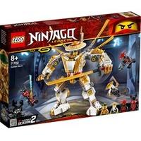 Lego Ninjago Goldener Mech 71702