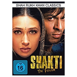 Shakti - The Power - DVD  Filme