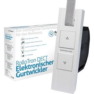 Rademacher RolloTron DECT Gurtwickler 1213 - elektrischer Rollladenantrieb mit Funk (für AVM FRITZ!Box mit DECT-Basis verwendbar)