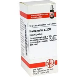 HAMAMELIS C 200 Globuli 10 g