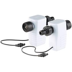 Bewässerungs-Adapter mit Magnet-Ventil für Station BWC-400, 2er-Set