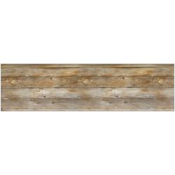 Küchenrückwand - Spritzschutz profix, Holz, 220x60 cm braun