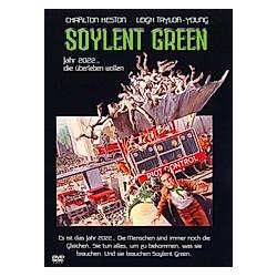 Soylent Green - 2022 ... die überleben wollen - DVD  Filme
