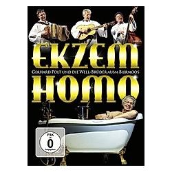Ekzem Homo - DVD  Filme