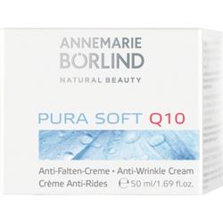 BÖRLIND Pura Soft Q10 Anti Falten Creme