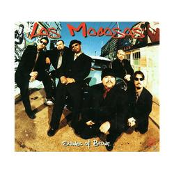 Los Mocosos - Shades Of Brown (CD)