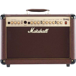 Marshall AS50D Akustikgitarrenverstärker Braun