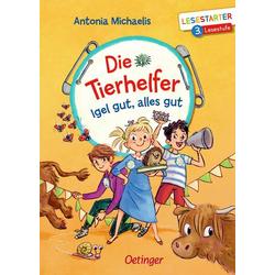 Die Tierhelfer als Buch von Antonia Michaelis