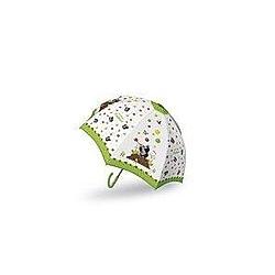 Trötsch Der kleine Maulwurf Regenschirm grün