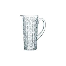 Nachtmann Wasserkrug Bossa Nova Glas Krug 1,0 l, (1-tlg)