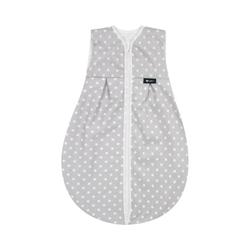 Alvi® Babyschlafsack Sommer- Schlafsack Molton Stars, 90 cm 90