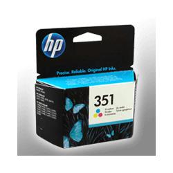 HP Tinte CB337EE  351  3-farbig