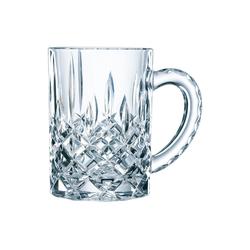 Nachtmann Glas Noblesse Bierkrug, Kristallglas