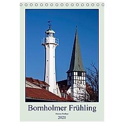 Bornholmer Frühling (Tischkalender 2021 DIN A5 hoch)