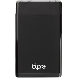 Bipra Mac Edition Externe 2.5 Zoll 320GB Festplatte Portabel USB 2.0 Schwarz MAC OS Extende (Journaled)