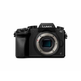 Panasonic Lumix DMC-G70H schwarz + 14-140mm OIS