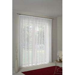 Vorhang Hanna mit Faltenband, Wirth, Faltenband (1 Stück), Store 600 cm x 145 cm