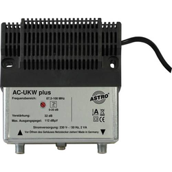 Astro Strobel Verstärker AC UKW Plus