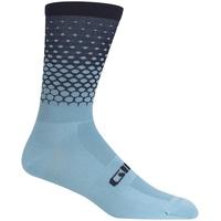Giro Comp Racer High Rise Socken iceberg/midnight S