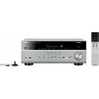 Yamaha MusicCast RX-V683 7-Kanal AV-Receiver (3D, Spotify, Deezer, Airplay, WLAN, Bluetooth) silberfarben