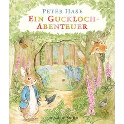 Peter Hase Guckloch-Abenteuer Buch
