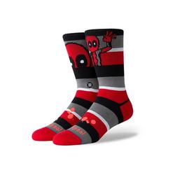 Stance Strümpfe Deadpool Stripe S EU - 3.5-5 US