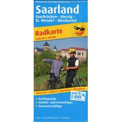 Saarland 1:100 000