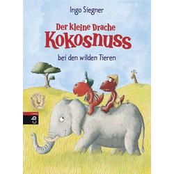 DKN Drache Kokosnuss 25 - wilde Tiere