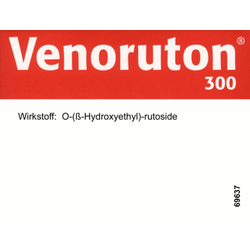 VENORUTON 300 Kapseln 20 St