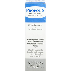 PROPOLIS MUNDSPRAY 20 ml