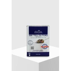 Finum Teefilter Papier Größe M 100 Stück