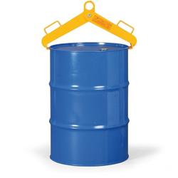 Fassklemme für die handhabung von fässern