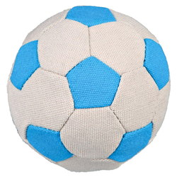 Trixie 12 Soft-Soccer-Bälle groß, weiß-bunt