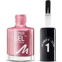 MANHATTAN Gel-Nagellack Super Gel rosa