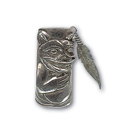 Adelia´s Amulett, Amulett Anhänger Der Bär