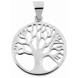 Adelia´s Kettenanhänger Anhänger Lebensbaum aus 925 Silber