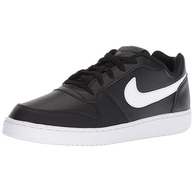 Nike Wmns Ebernon Low black-white/ white, 43