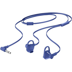 HP 150 HiFi In Ear Stereo-Headset In Ear Marineblau