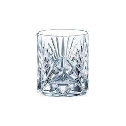 Nachtmann Gläser-Set Palais Whiskybecher 6er Set 238 ml, Kristallglas