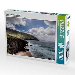 Irische Küstenlandschaft Lege-Größe 64 x 48 cm Foto-Puzzle Bild von Jürgen Klust Puzzle