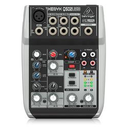 Behringer Xenyx Q502 USB Mischpult